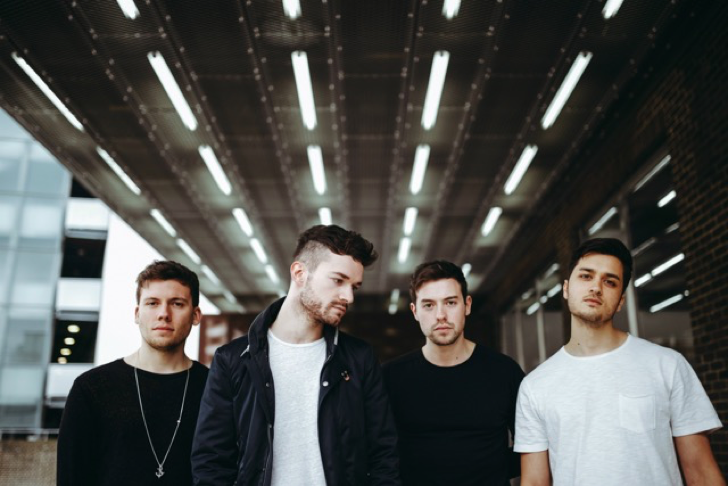 "Twin Wild Share ""Control"" Video."