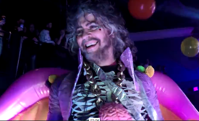 "The Flaming Lips have released a video for ""There Should Be Unicorns (Live)"""