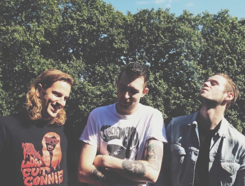 Terror Watts have shared their new, self-titled EP.