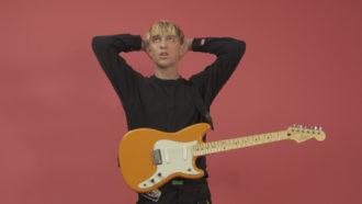 """The Drums' Jonny Pierce talked with us about life and his new upcoming album, '""""Abysmal Thoughts"""".'"""