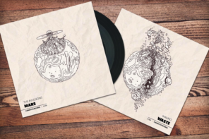 "Flemish Eye announces limited edition split 7"" with the Avulsions and Mauno"