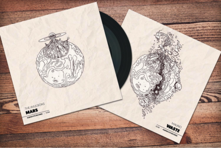 """Flemish Eye announces limited edition split 7"""" with the Avulsions and Mauno"""