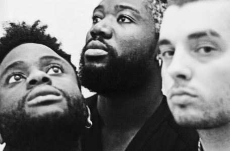 "Big Dada to reissue Young Fathers ""Tape One"" and ""Tape Two."""