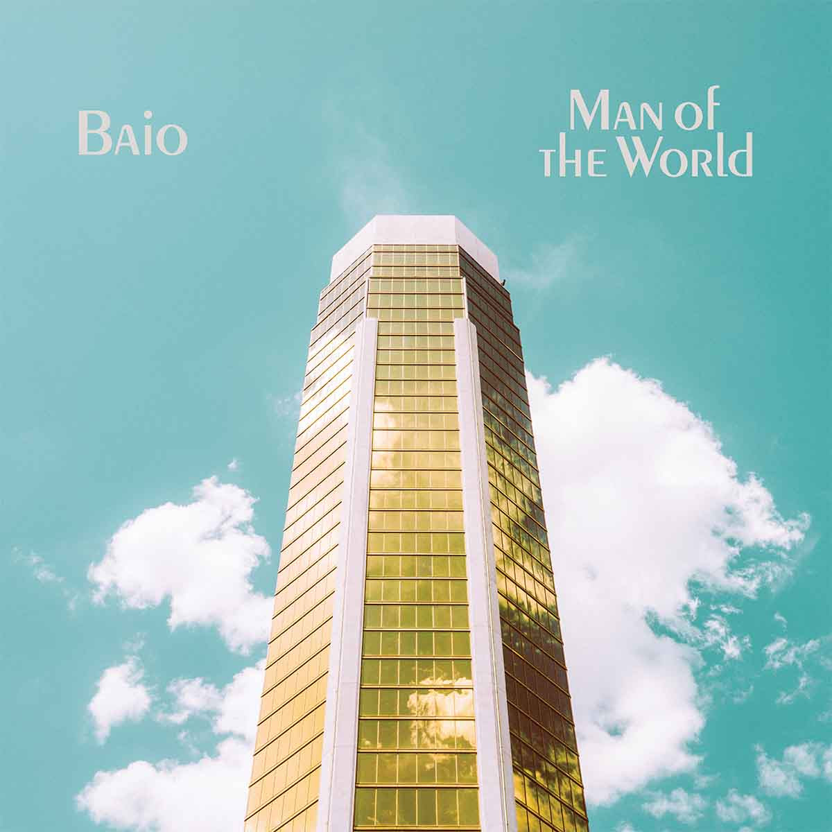 "Baio announces new LP 'Man of the World,' shares first single ""PHILOSOPHY!"". Baio's 'Mamn of the World' comes out June 30th via Glassnote Records."