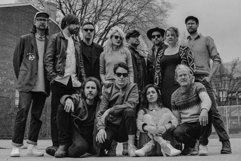 Broken Social Scene announce new release 'Hug Of Thunder'