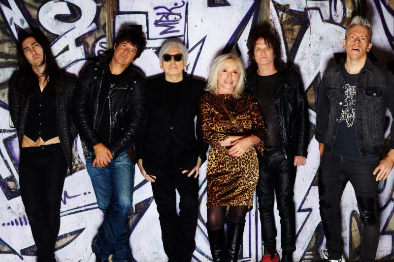 Blondie has released their 11th studio album today.