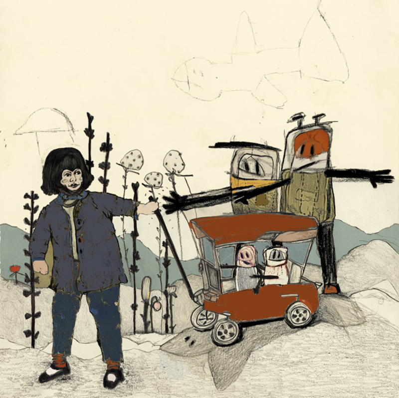 Review of Girlpool's latest release 'Powerplant.'