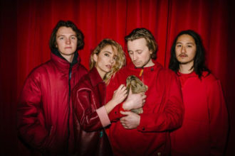 """""""Dragonfly"""" by Pumarosa is Northern Transmissions' 'Song of the Day."""