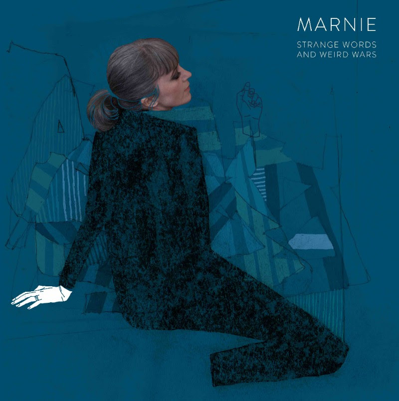 Marnie, the project of Ladytron's Helen Marie.