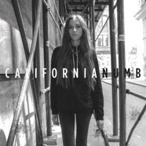 """Cloves has released her new single """"California Numb"""""""