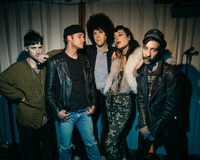 """Black Lips drop new song """"Occidental Front"""". The band has also announced new live dates."""