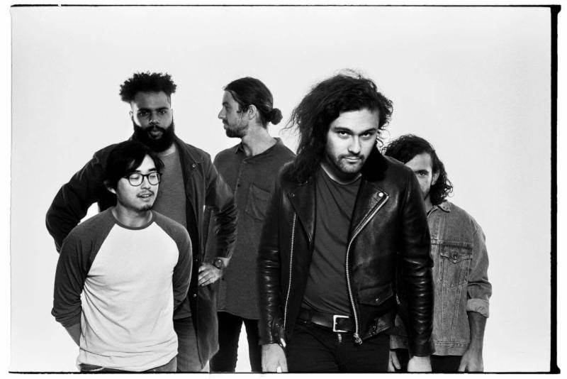 """Gang of Youths shares """"Let Me Down Easy"""""""