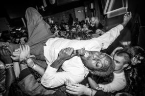 """Ho99o9 have shared their new video to their single, """"War is Hell."""""""