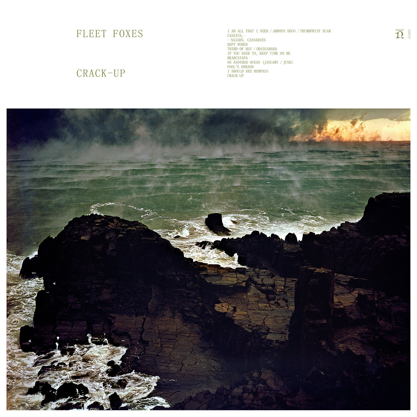 'The Crack-Up' by Fleet Foxes, album review by Adam Williams.