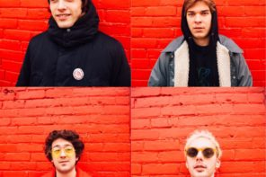 "Goodbye Honolulu share their new video for the Single ""Typical."""