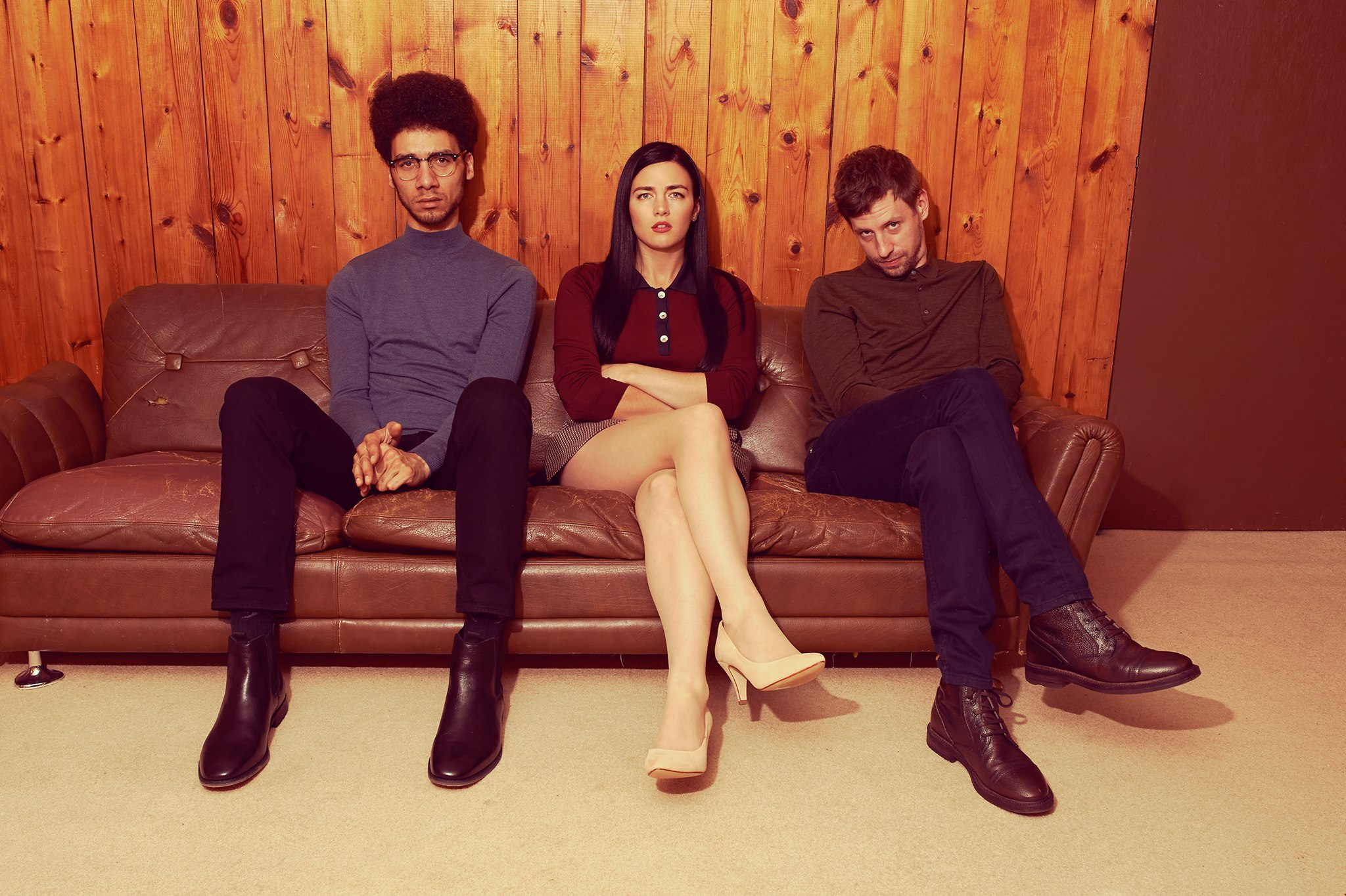 """UK band Fassine debuts new single """"Gold,"""" ahead of their forthcoming release 'Gourami'"""