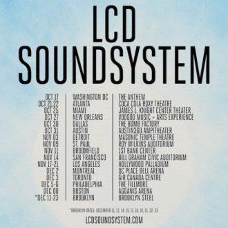 LCD Soundsystem announce new album 'Album Dream'