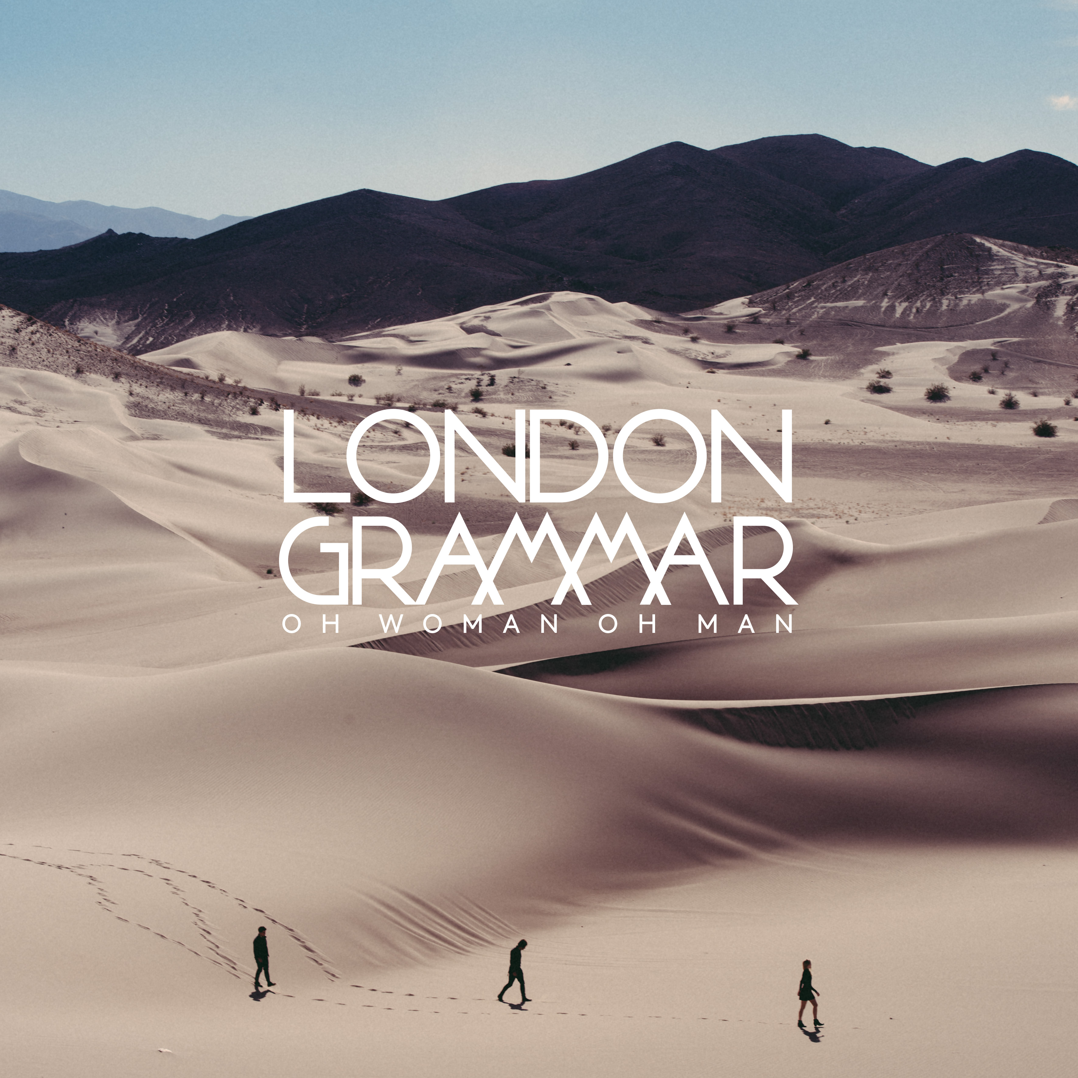 """London Grammar share a video for their single, """"Oh Woman, Oh Man."""""""