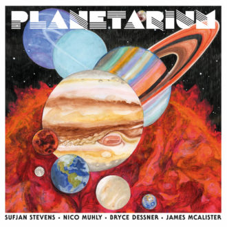 Planetarium LP review: Their take on our solar system from Sufjan Stevens, Nico Muhly, Bryce Dessner and James McAlister