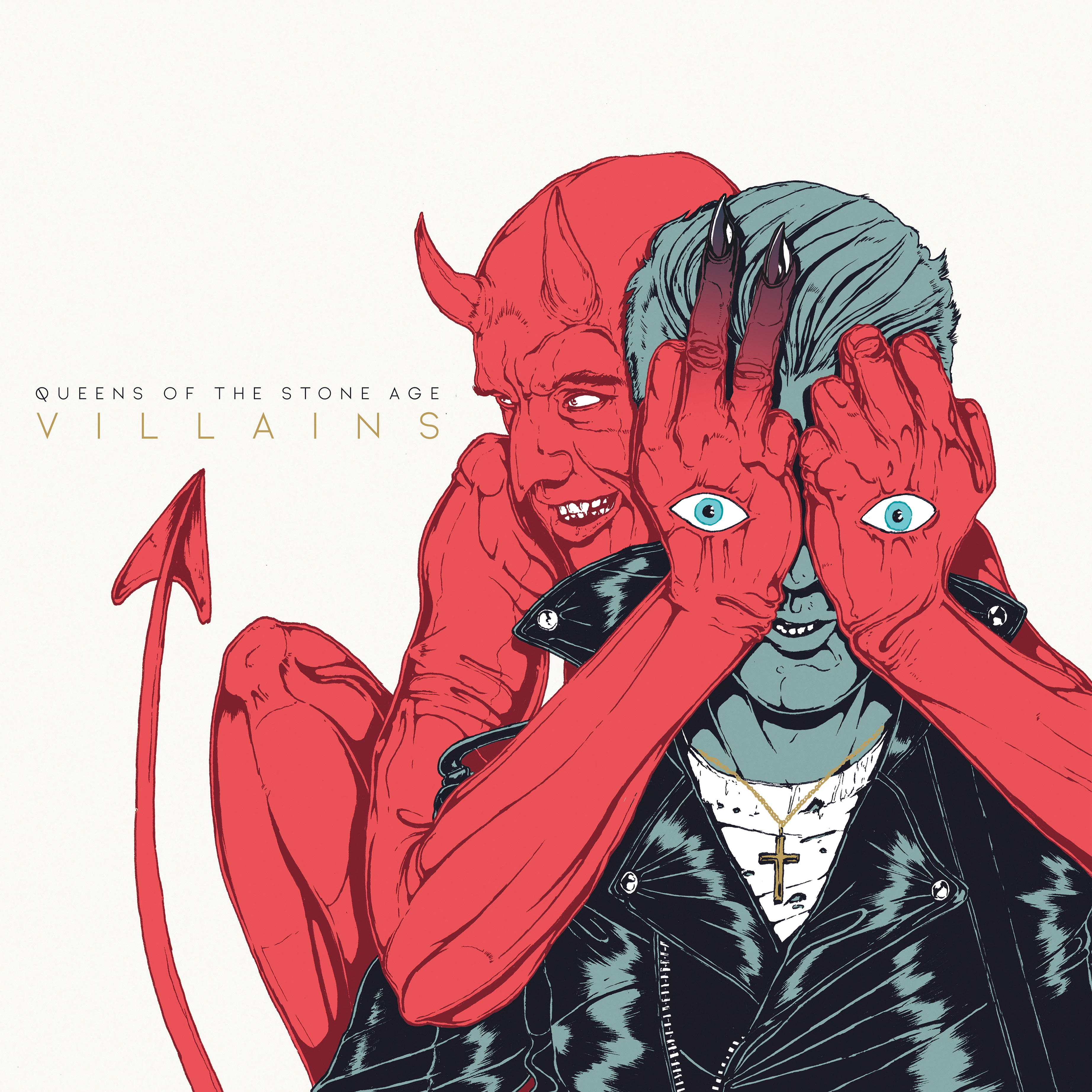 """Queens Of The Stone Age drop new single """"The Way You Used To Do."""""""
