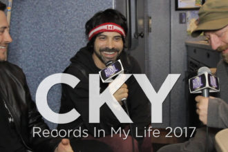 CKY members Matt Deis, Jess Margera, and Chad Ginsburg