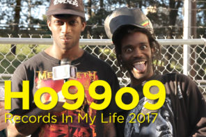 Ho99o9 guest on 'Records In My Life'