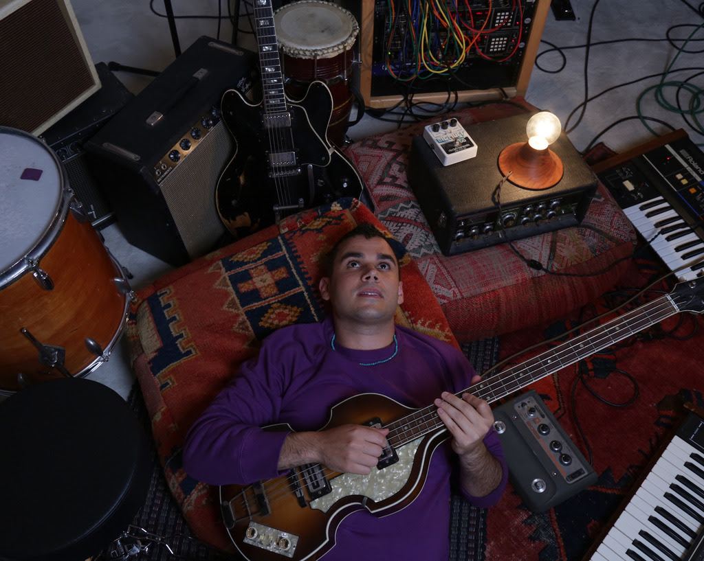 Rostam Announces his debut Album 'Half-Light,'