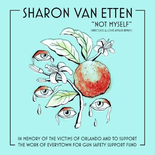 """Sharon Van Etten releases the Hercules & Love Affair remix of """"Not Myself"""""""