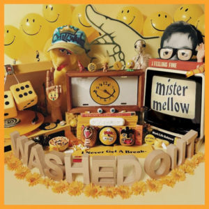 Washed Out announces 'Mister Mellow.' The full-length comes out on June 30th via Stones Throw.