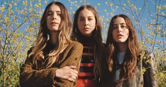 Haim - Something to Tell You tour
