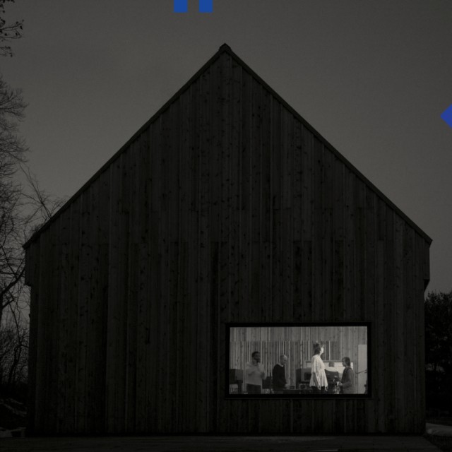 """The National Debut video for """"Guilty Party"""". The track is off the band's release 'Sleep Well Beast'"""