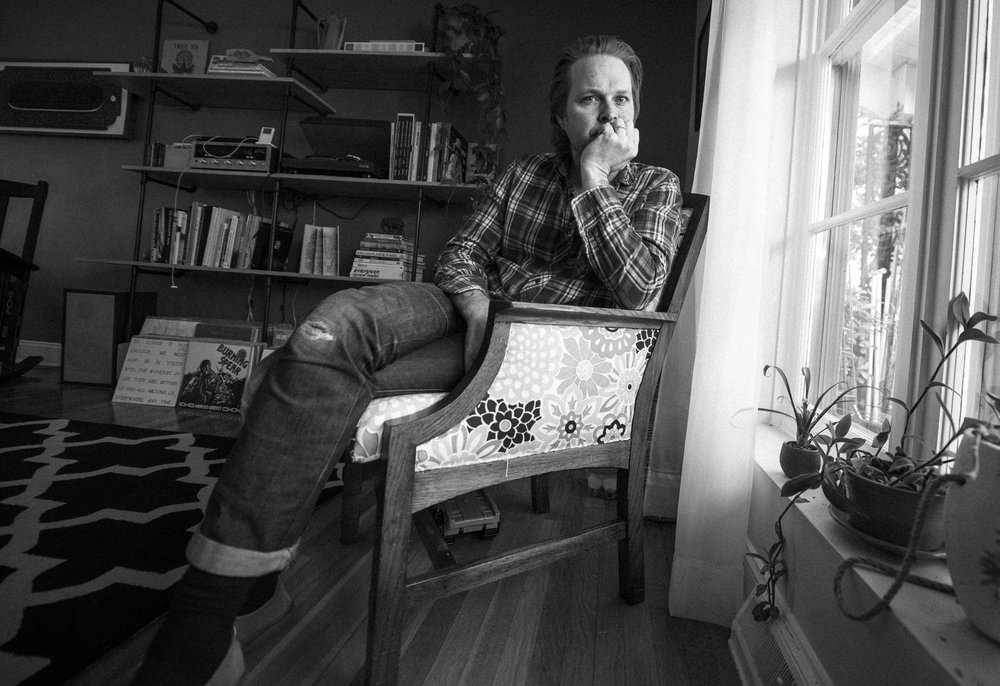 """""""Standing in the Doorway"""" by Hiss Golden Messenger is Northern Transmissions' 'Song of the Day'."""