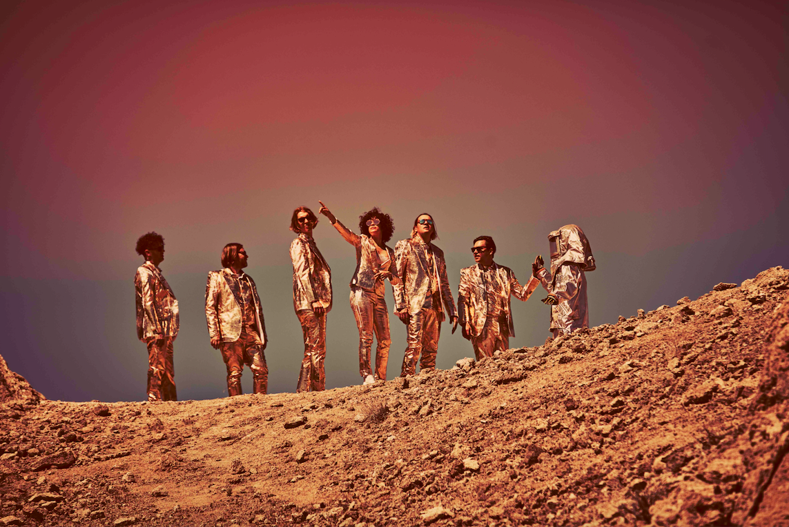 """Arcade Fire release video for """"Signs of Life"""""""