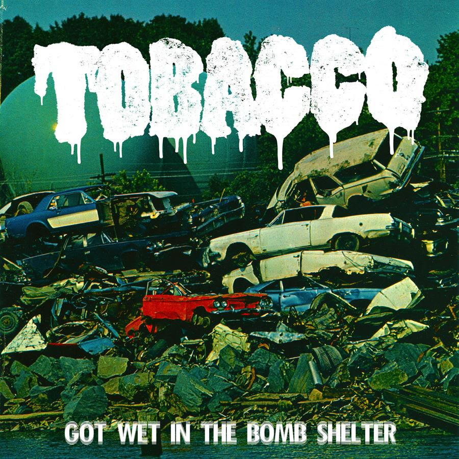 "TOBACCO releases new single ""Got Wet In The Bomb Shelter"""