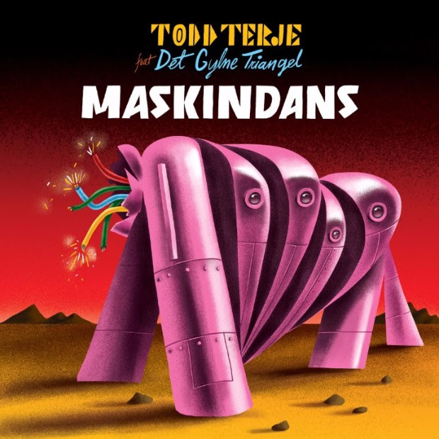 """Todd Terje Shares """"Maskindans"""", teases Material Off Forthcoming Album #2."""
