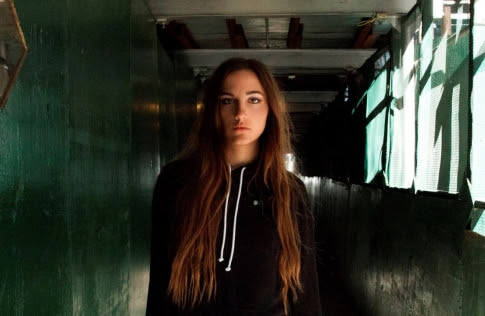"""CLOVES shares a video for her recently released single, """"California Numb."""""""