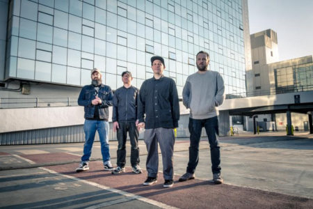 "Mogwai share new track ""Party In The Dark."""