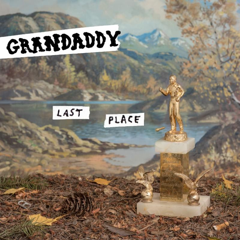 "Grandaddy release ""Brush With The Wild"" video."