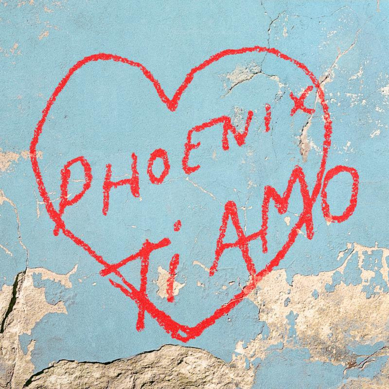 'Ti Amo' by Phoenix album review by Adam Williams.