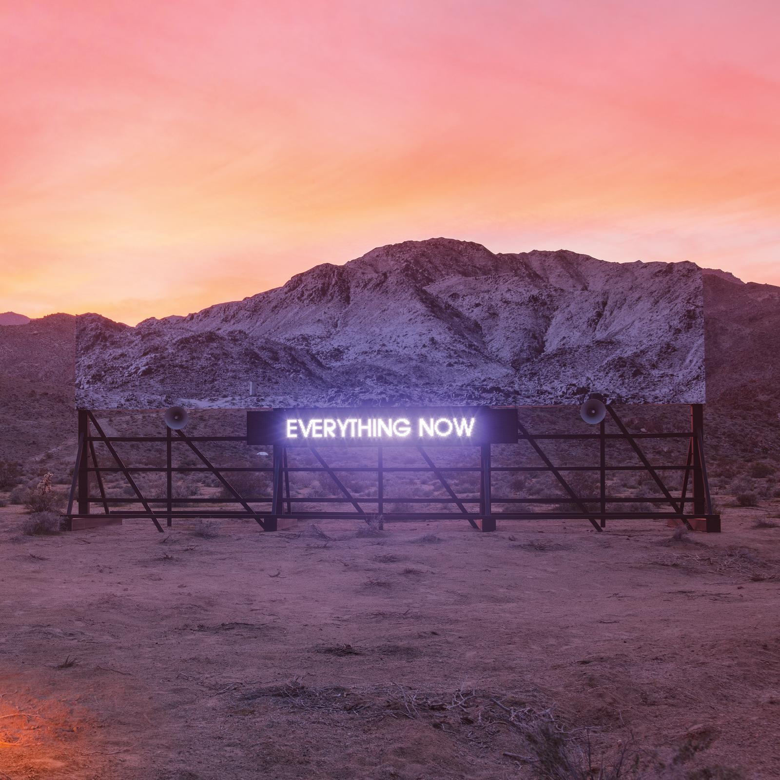 Arcade Fire 'Everything Now' Album Review