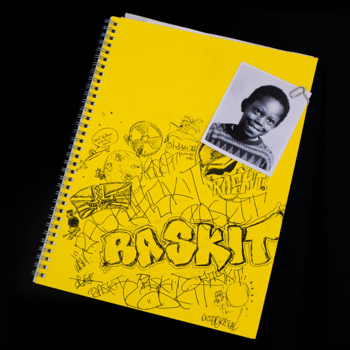Review of Dizzee Rascal's new release 'Rakit