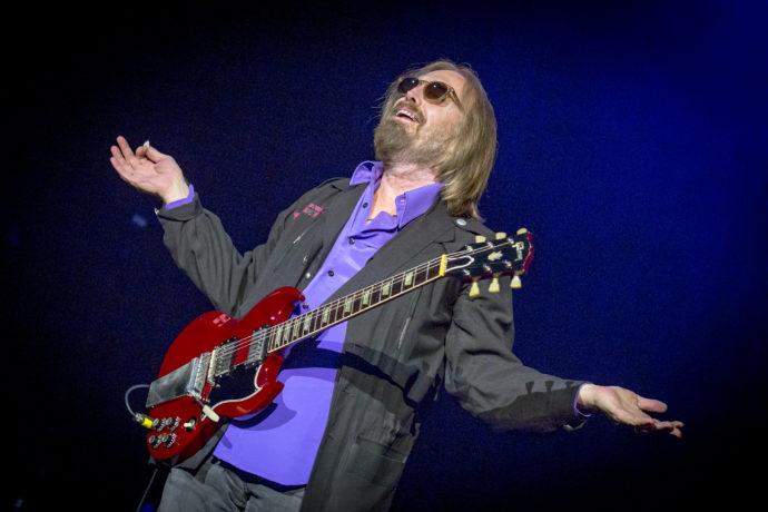 Tom Petty by Mark Horton @ RBC Ottawa Bluesfest 2017, July 16