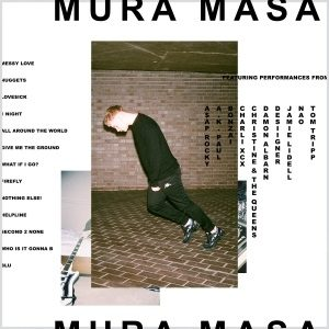 Review of Mura Masa's new self-titled album