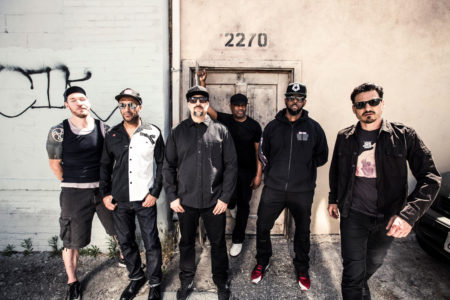 "Prophets Of Rage release new video for ""Living on the 110"""
