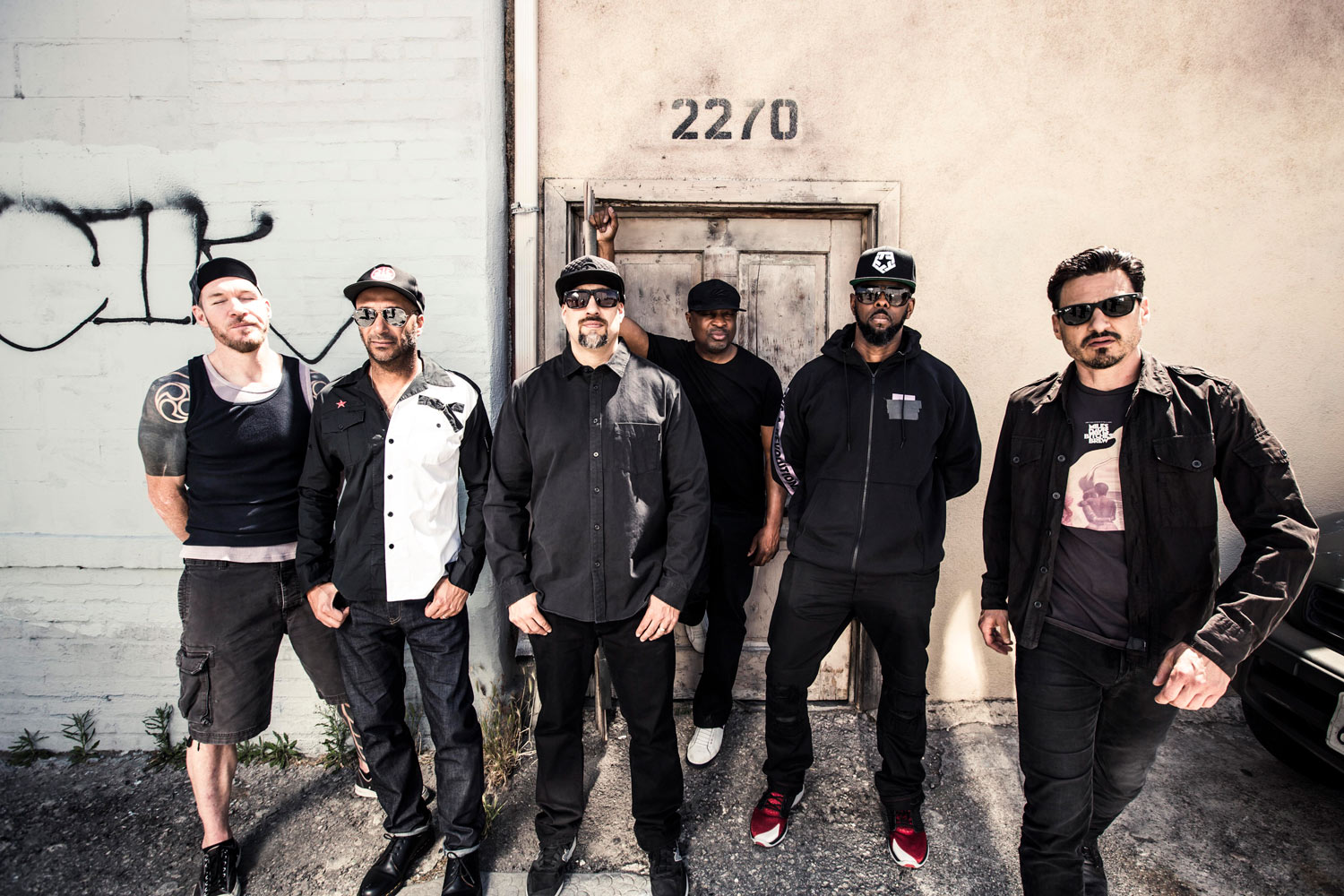"""Prophets Of Rage release new video for """"Living on the 110"""""""