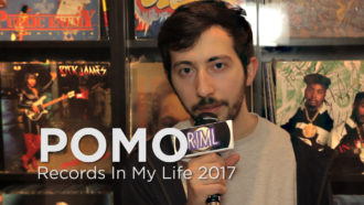 Pomo guests on 'Records In My Life'