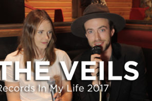 The Veils guest on 'Records In My Life'