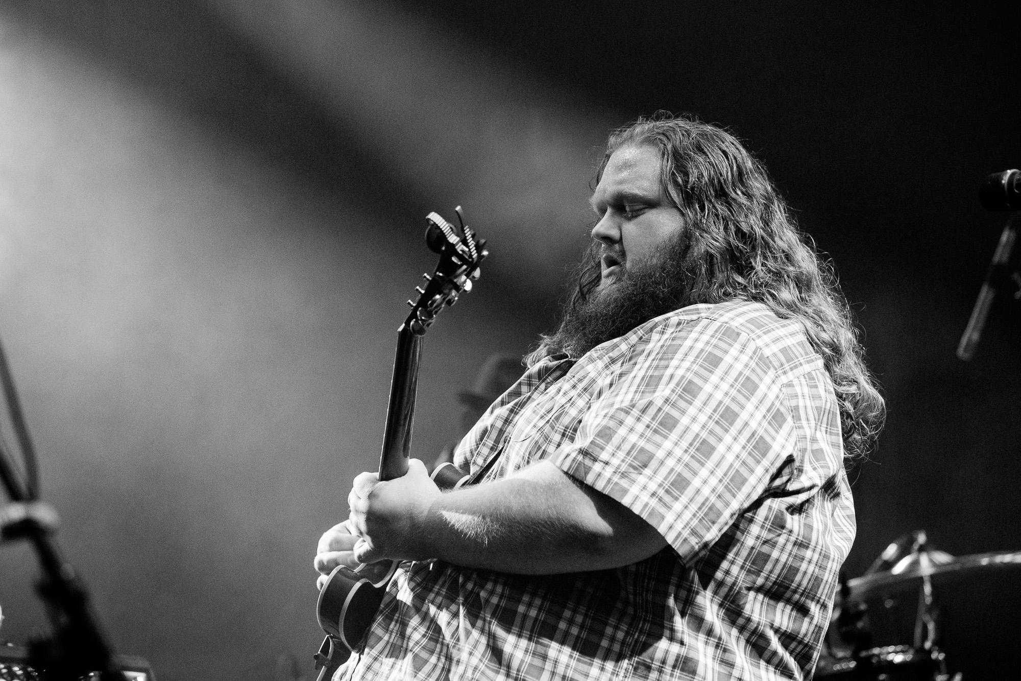 Matt Andersen by Scott Penner at Bluesville Stage for RBC Bluesfest