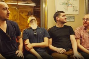 The Menzingers hit the road for a North American tour