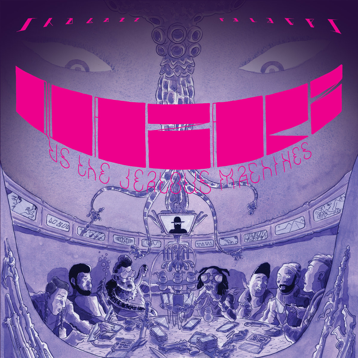 Review of Shabazz Palaces' Quazarz vs. the Jealous Machines